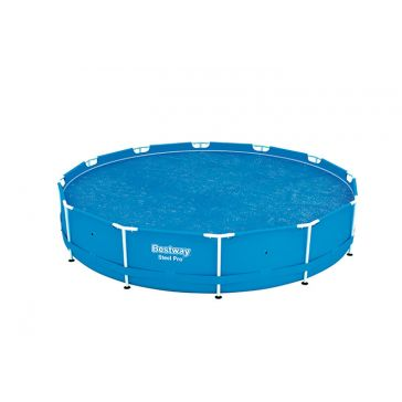 Bestway 12' Solar Round Swimming Pool Cover 58242E