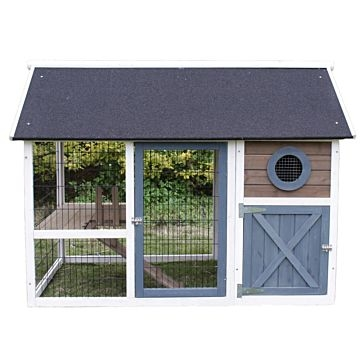 Innovation Pet Bunny Barn Rabbit Hutch 260-25
