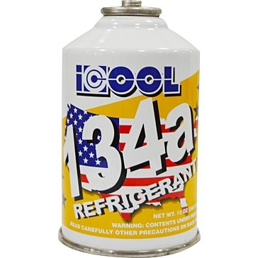 R134a Refrigerant AC Recharge 12oz Canister