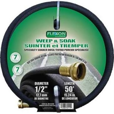 Flexon 50 ft Soaker Hose WS50CN