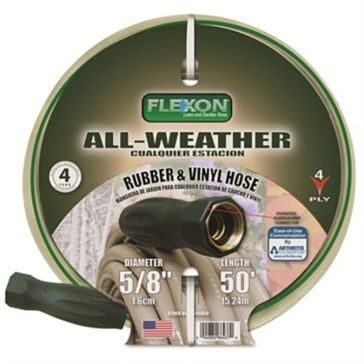 Flexon 50 ft All Weather Hose FAW5850