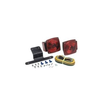 Optronics Universal Mount Combination Tail Lights TL8RK