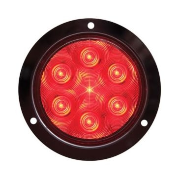 Optronics 4in Round Sealed LED Light STL13RK