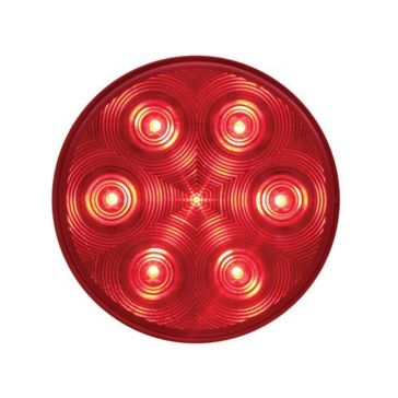 Optronics 4in Round Sealed LED Light STL13RFS