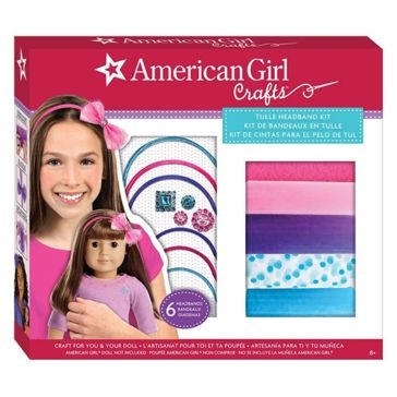American Girl Tulle Headband Kit 24133
