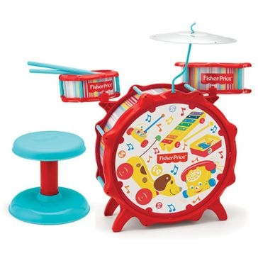 Fisher-Price Big Bang Drumset KFP1732A