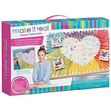 Make It Real I Heart Home Memory Board 1508