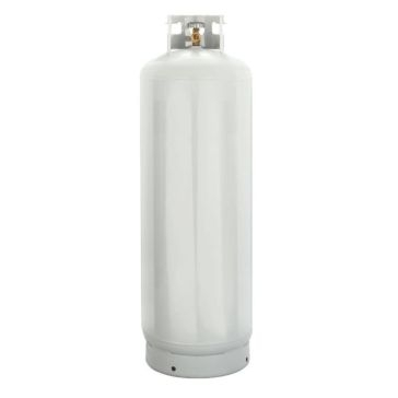 BernzOmatic 100lbs LP Cylinder with QVC Valve 282154