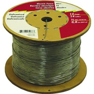 OK Brand Electric Fence Wire 17 Gauge 1/4 Mile