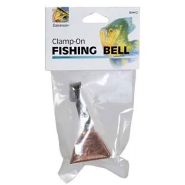 Danielson Clamp-On Fishing Bell 1pc