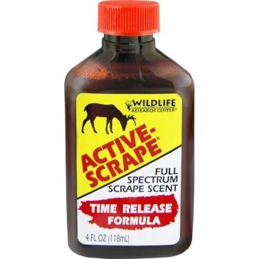 Wildlife Research Center Active Scrape 4oz Bottle