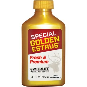 Wildlife Research Center Special Gold Estrus 4oz