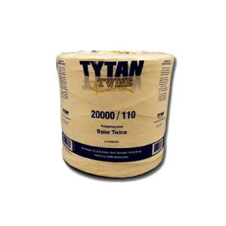 Tytan Plastic Bale Twine 20000/110