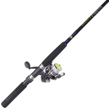 Zebco Crappie Fighter 12ft Spinning Combo