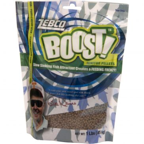 Zebco Boost Ignitor Pellets Fish Attractant