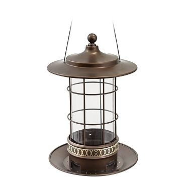 Trellis Lantern Bird Feeder