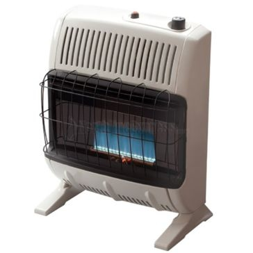 Mr. Heater Natural Vent-Free 20000 BTU Blue Flame Heater