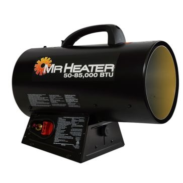 Mr. Heater 50-85,000 BTU Propane Heater