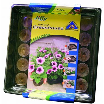 Jiffy Professional Flower Greenhouse