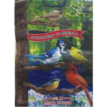 Wild Bird Northern Cardinal Bird Feed 20lb