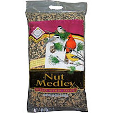 United Seed Nut Medley Wild Bird Feed 20lb