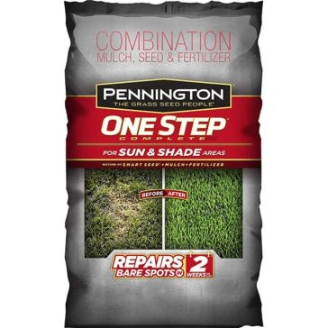 Pennington One Step Complete Sun and Shade 8.3 lb.