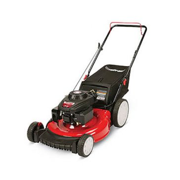 "Troy-Bilt High Wheel 3-in-1 21"" 159cc Push Mower"