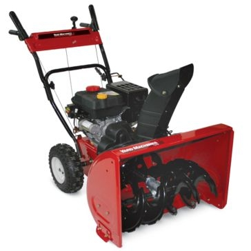 Yard Machines 4-Cycle Two Stage Snow Blower