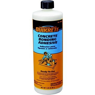 Quikrete Quart Concrete Bonding Adhesive 990214