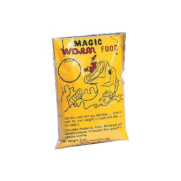 Magic Worm Food 4oz