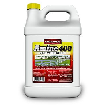 Gordon's Amine 400 2,4-D Weed Killer 1 Gallon