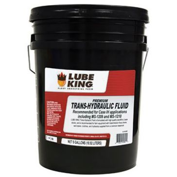Lube King Premium Trans-Hydraulic Fluid For Case IH - 5 gal.