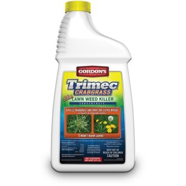 Gordon's Trimec Crabgrass Plus Lawn Weed Killer Concentrate 1qt