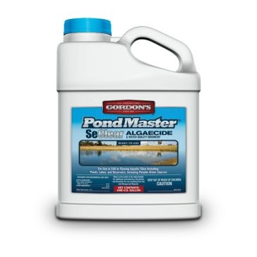 Gordon's PondMaster SeClear Algaecide & Water Quality Enhancer 1Gal
