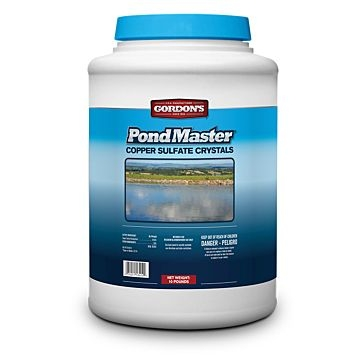 Gordon's PondMaster Copper Sulfate Crystals 10lb