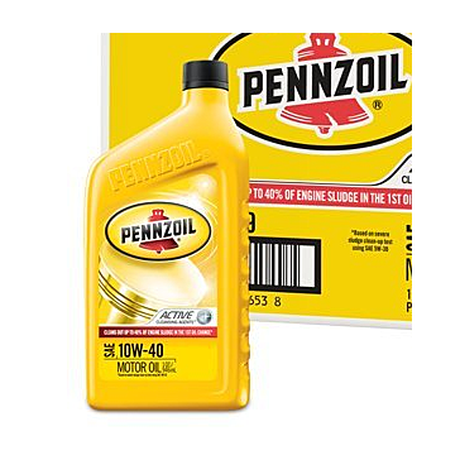 Pennzoil 10W-30 Motor Oil - 1 Quart