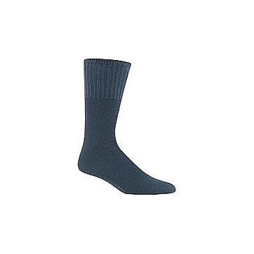 Railroad Sock Mens Crew Work Socks 3 Pair Navy Size 10-13 6034