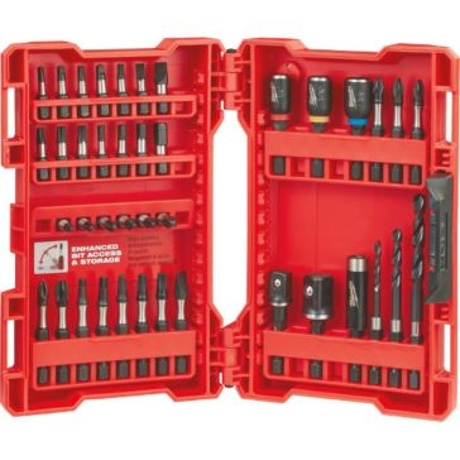 Milwaukee 40 Pc Shockwave™ Drill & Drive Set