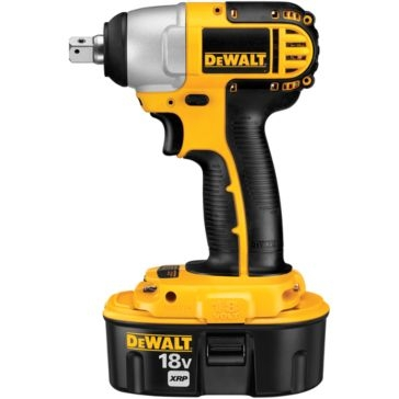 "Dewalt 1/2"" 18V Cordless XRP Impact Wrench Kit DC820KA"