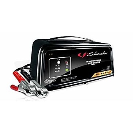 Schumacher 10/30/50A 12V Battery Charger w/ Engine Start SC1361
