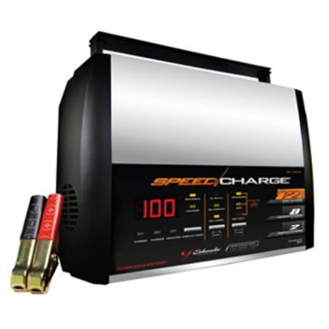 Schumacher 2/8/12A 12V Automatic Speed Charge Charger SC-1200A