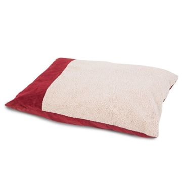 Aspen Pet Self-Warming Pillow Bed 80399