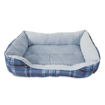 Aspen Pet Rectangular Lounger Bed 80398 Asst.