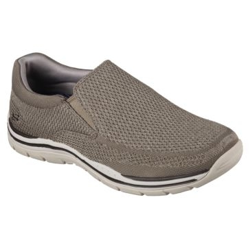 Skechers Men's Expected Gomel Casual Shoe Taupe