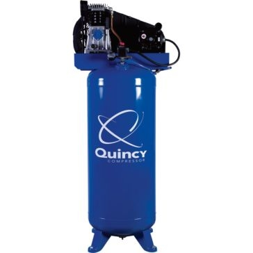 Quincy Compressor 60Gal 3.5HP Single Stage Upright Air Compressor