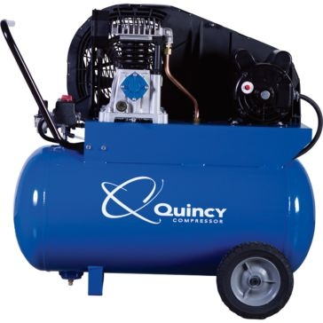 Quincy Compressor 20Gal 2HP Single Stage Air Compressor