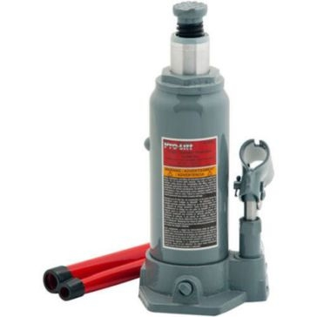 Pro-Lift 6 Ton Hydraulic Bottle Jack B-006D