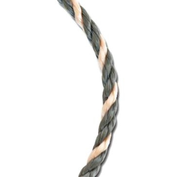 "Koch Industries 1/4"" Camo Twisted Polypropylene Rope 50ft"