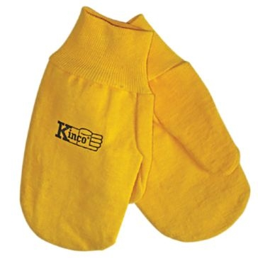 Kinco Yellow Chore Mittens - Large