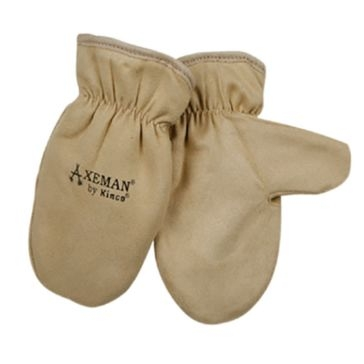 Kinco Youth Lined Ultra Suede Mittens